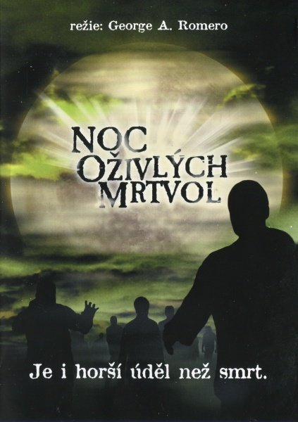 Noc oživlých mrtvol (DVD)