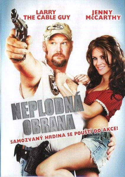 Neplodná obrana (DVD)