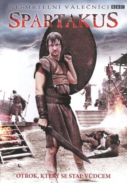 Nesmrtelní válečníci: Spartakus (DVD)