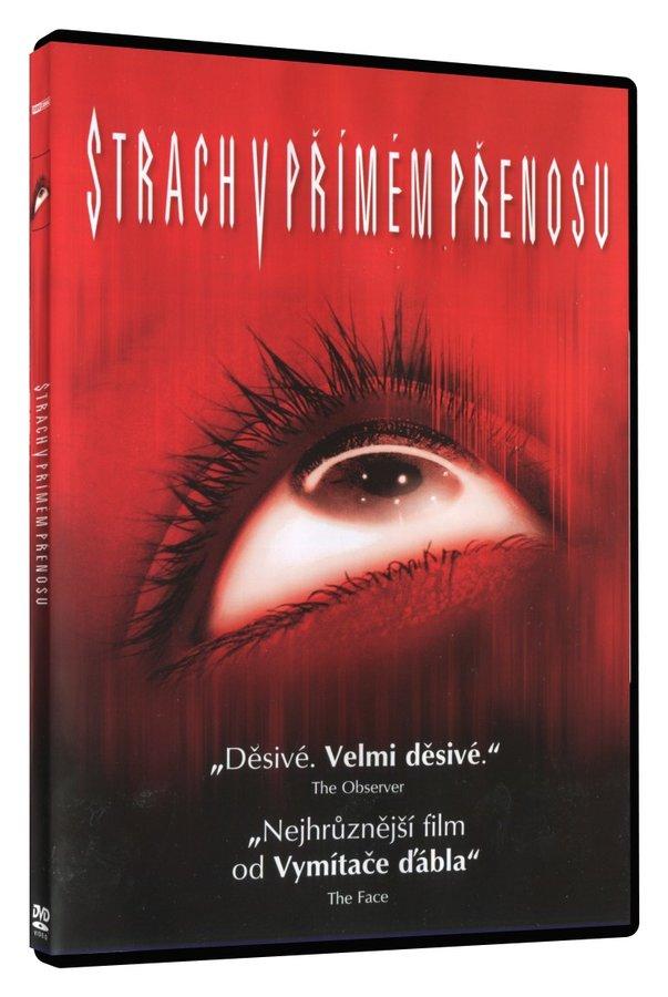 Strach v přímém přenosu (DVD)