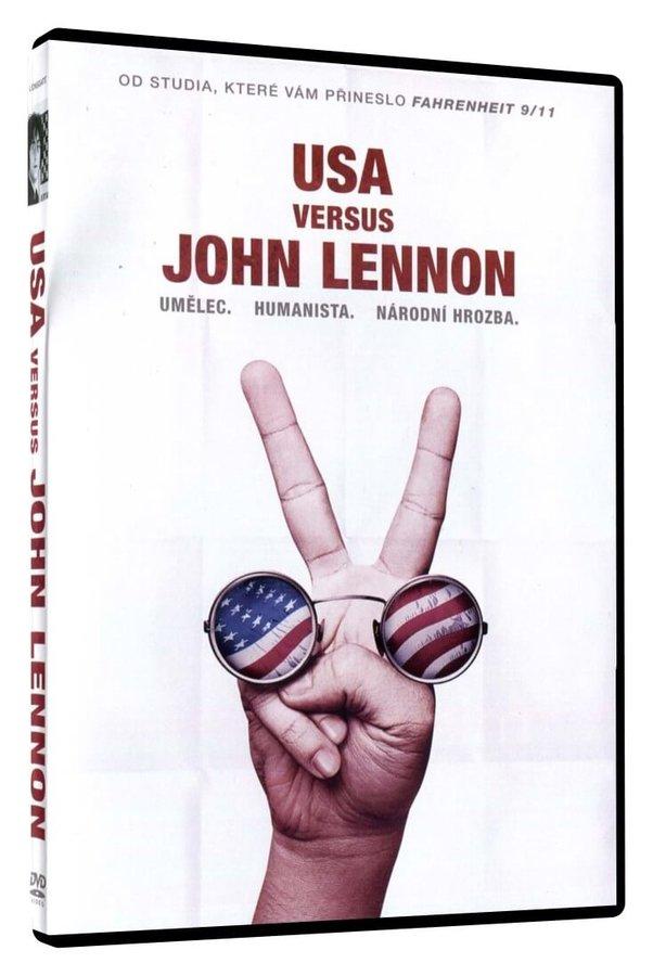 USA versus John Lennon (DVD)