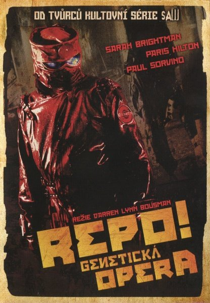 Repo: Genetická opera! (DVD)