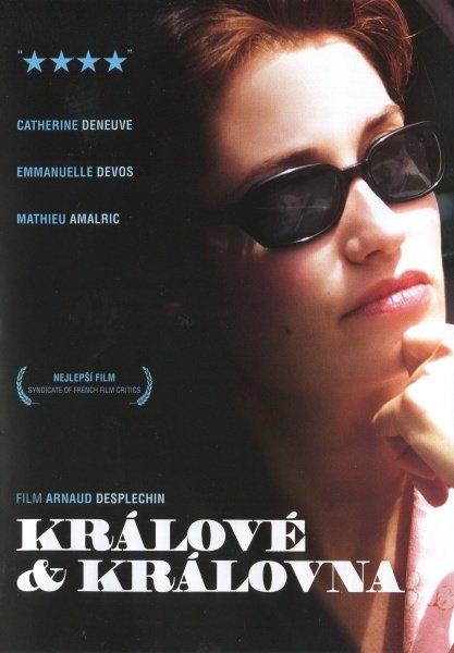 Králové a královna (DVD)
