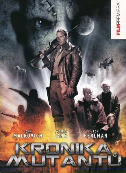 Kronika mutantů (DVD)