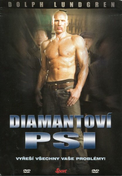 Diamantoví psi (DVD) (papírový obal)