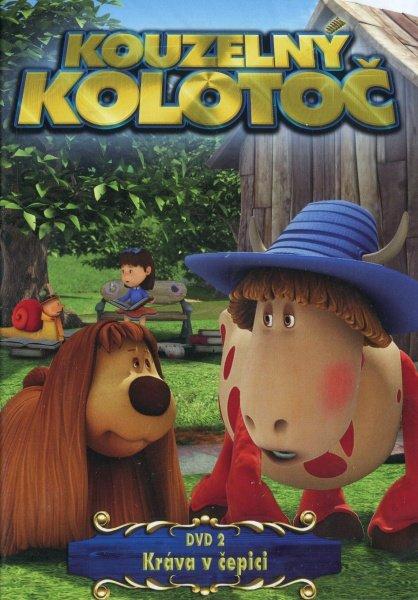 Kouzelný kolotoč 2 (Kráva v čepici) (DVD)