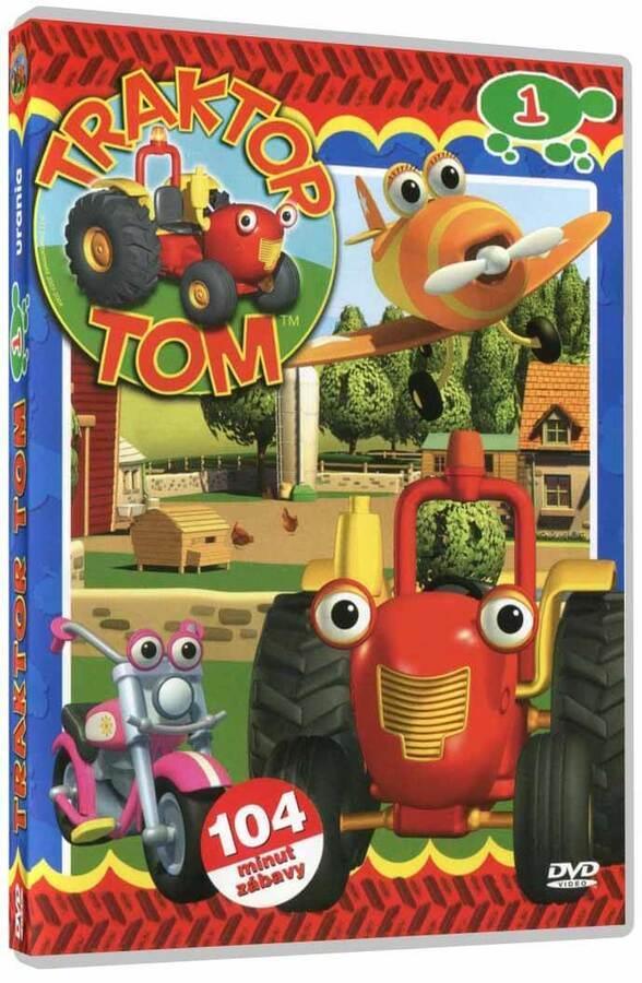 Traktor tom dvd premiery cz