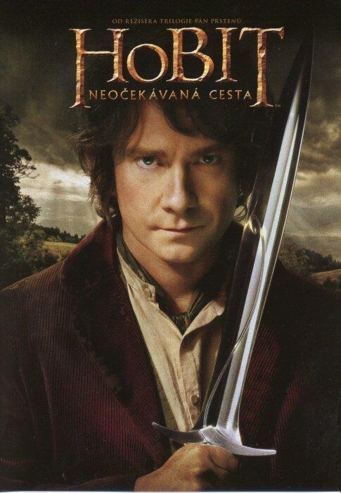 Hobit: Neočekávaná cesta (1 DVD)