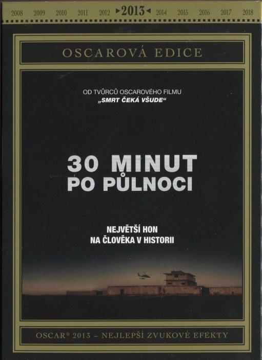 30 minut po půlnoci (DVD) - Oscarová edice