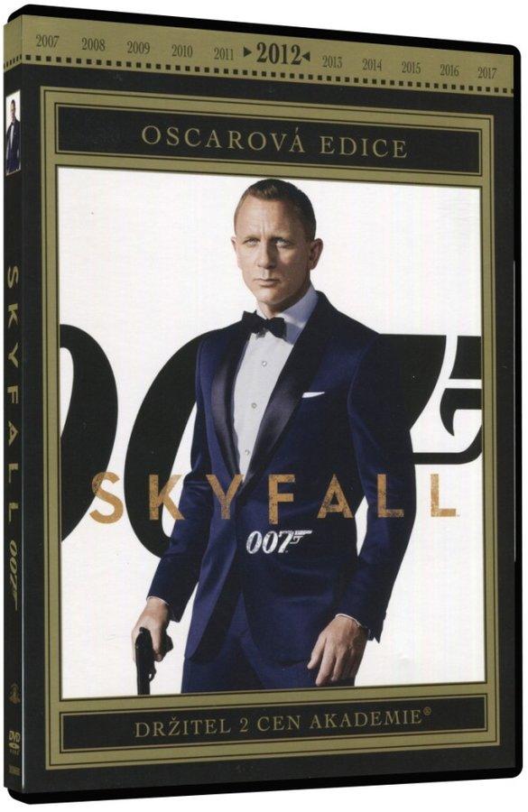 Skyfall (DVD) - Oscarová edice