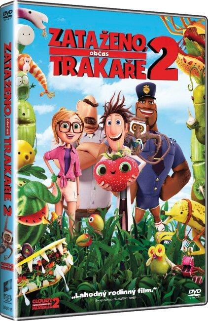 Zataženo, občas trakaře 2 (DVD)
