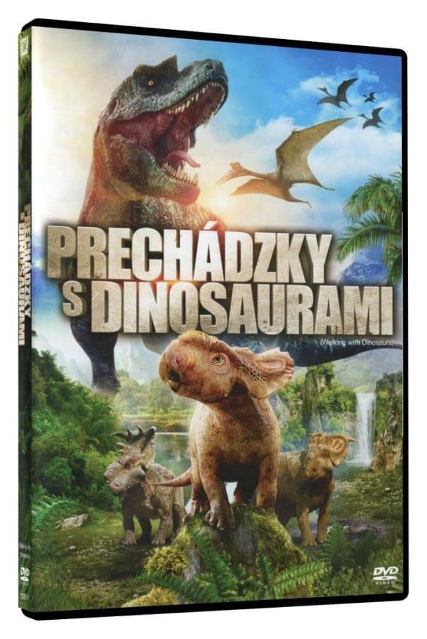 Putování s dinosaury (DVD)