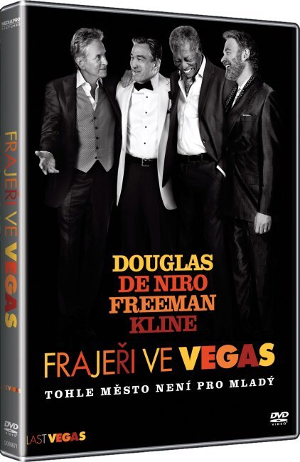 Frajeři ve Vegas (DVD)