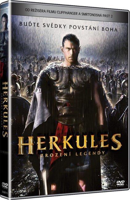 Herkules: Zrození legendy (DVD)