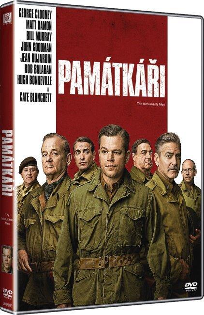 Památkáři (DVD)