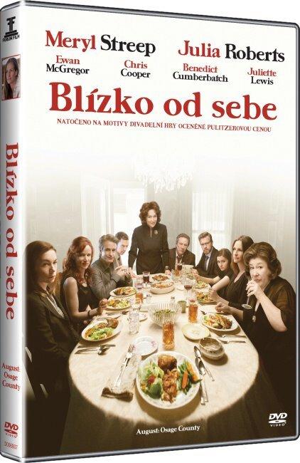 Blízko od sebe (DVD)