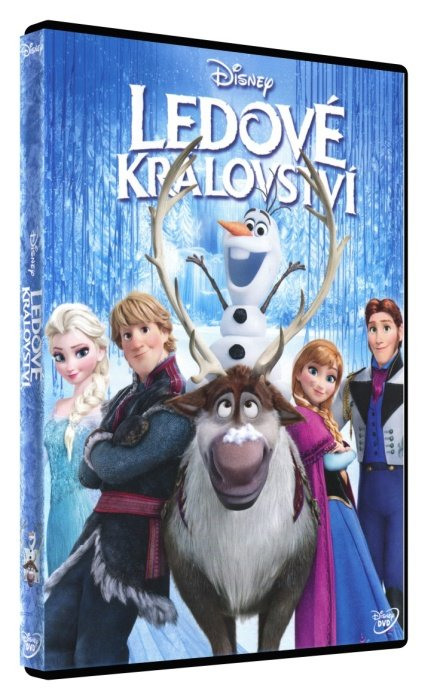 Ledové království (DVD)