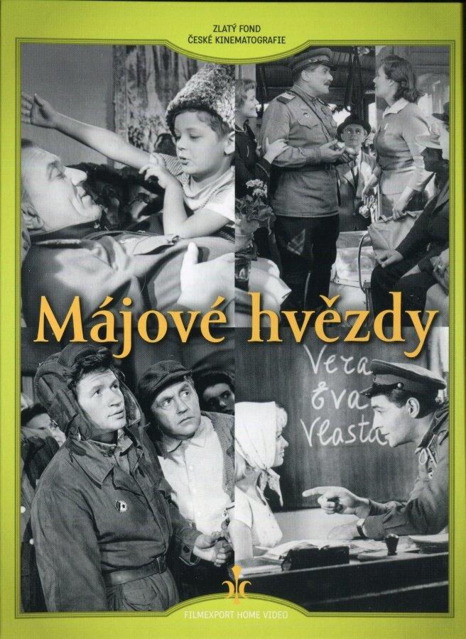 Májové hvězdy (DVD) - digipack
