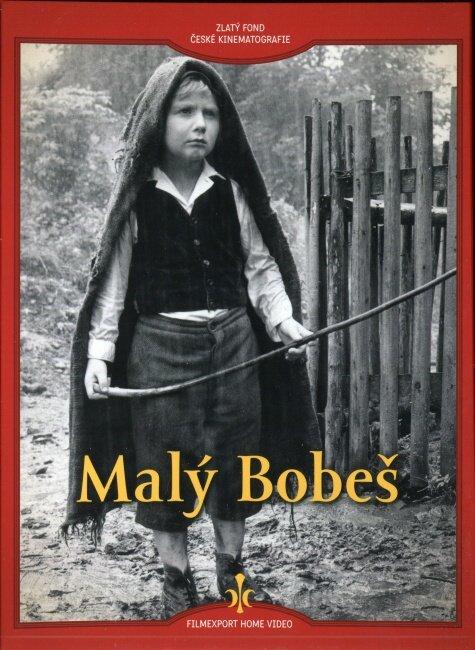 Malý Bobeš (DVD) - digipack