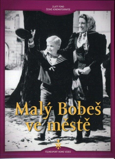 Malý Bobeš ve městě (DVD) - digipack