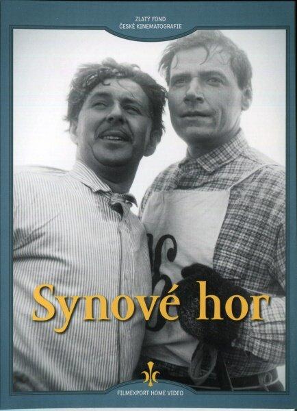Synové hor (DVD) - digipack