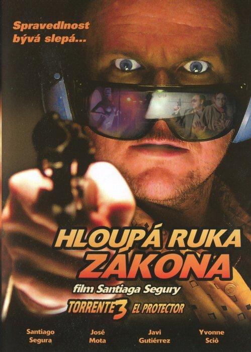 Hloupá ruka zákona (DVD)
