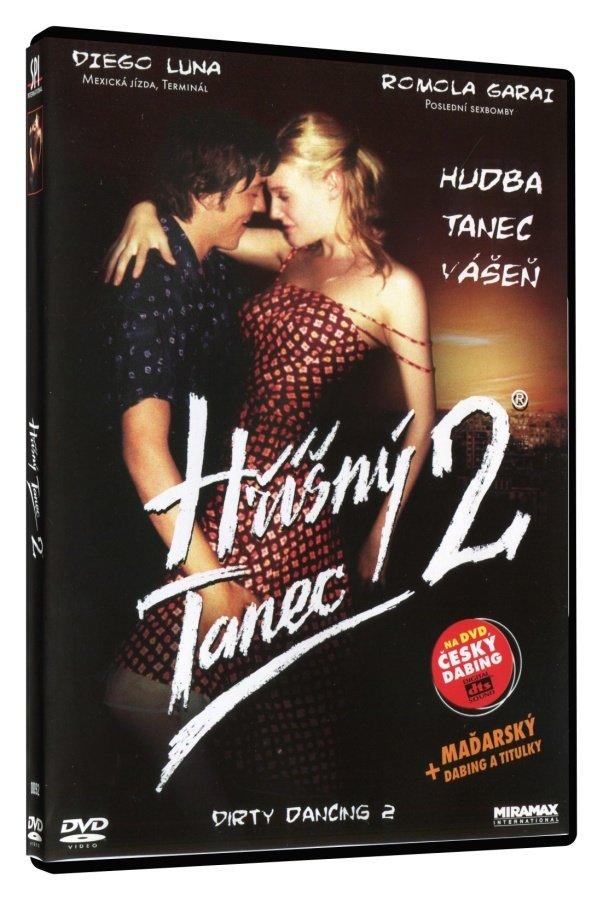 Hříšný tanec 2 (DVD)