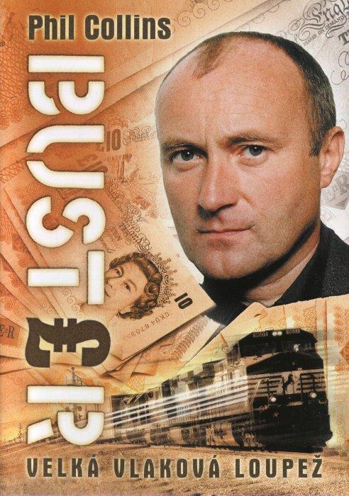 Buster - Velká vlaková loupež (DVD)