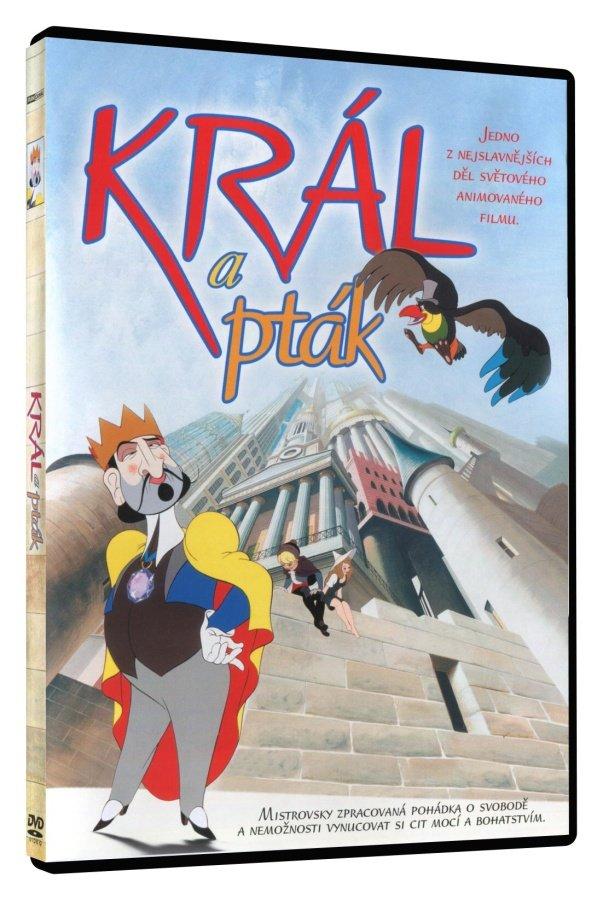 Král a pták (DVD)