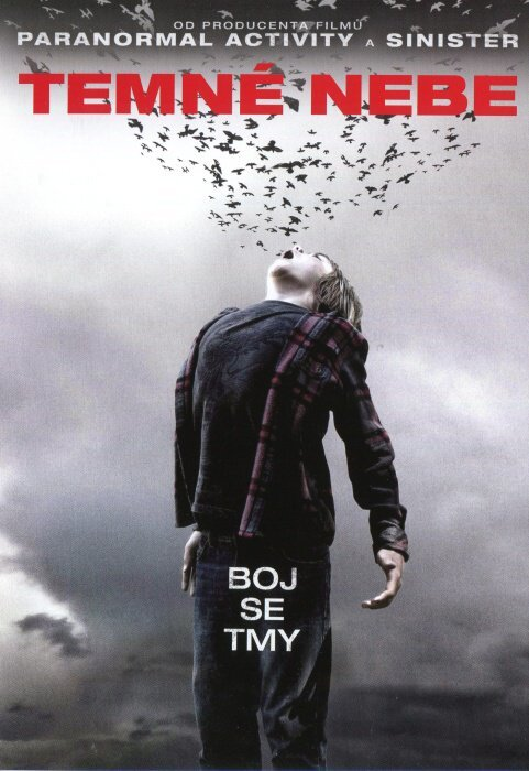 Temné nebe (DVD)