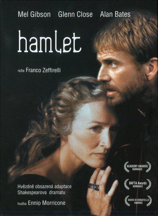 Hamlet (DVD) - digipack