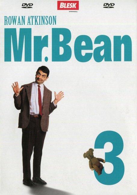 Mr. Bean 3 (DVD) (papírový obal)