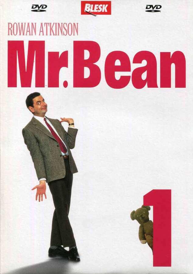 Mr. Bean 1 (DVD) (papírový obal) - české titulky
