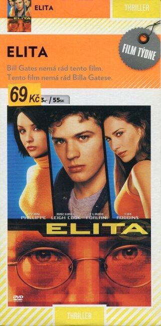 Elita (DVD) (papírový obal)