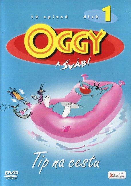 Oggy a švábi - 01 - Tip na cestu (DVD)