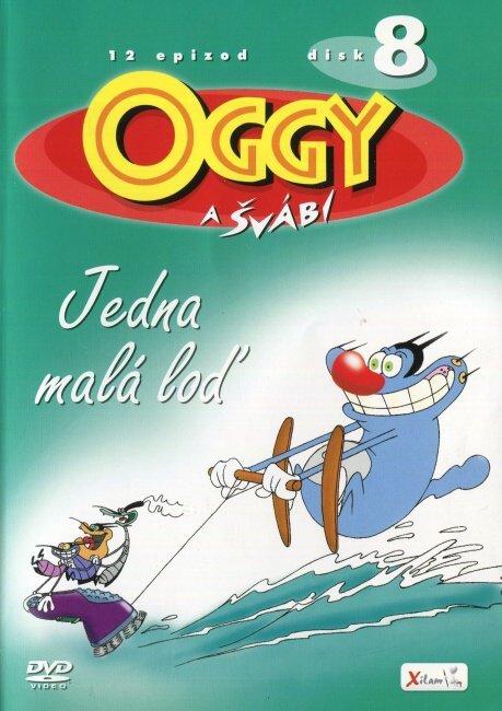 Oggy a švábi - 08 - Jedna malá loď (DVD)