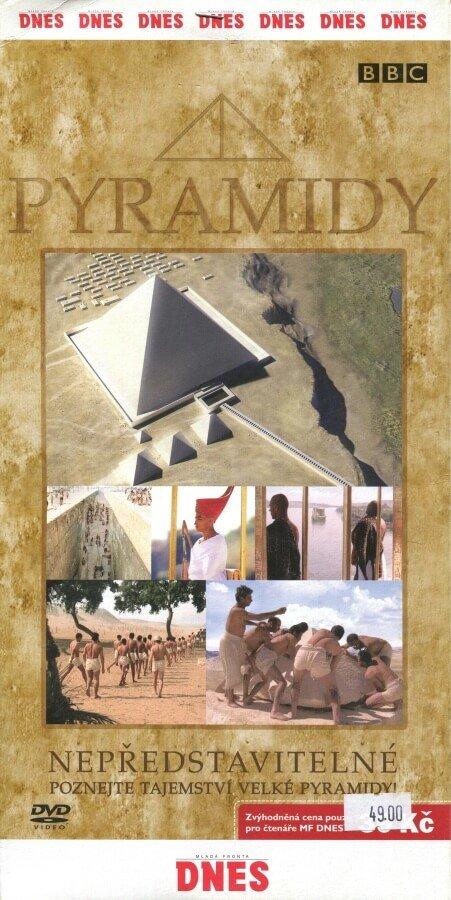Pyramidy (DVD) (papírový obal) - BBC