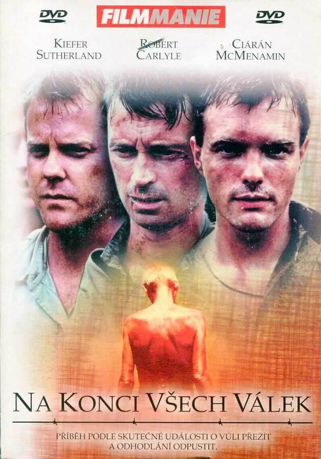 Na konci všech válek (DVD) (papírový obal)