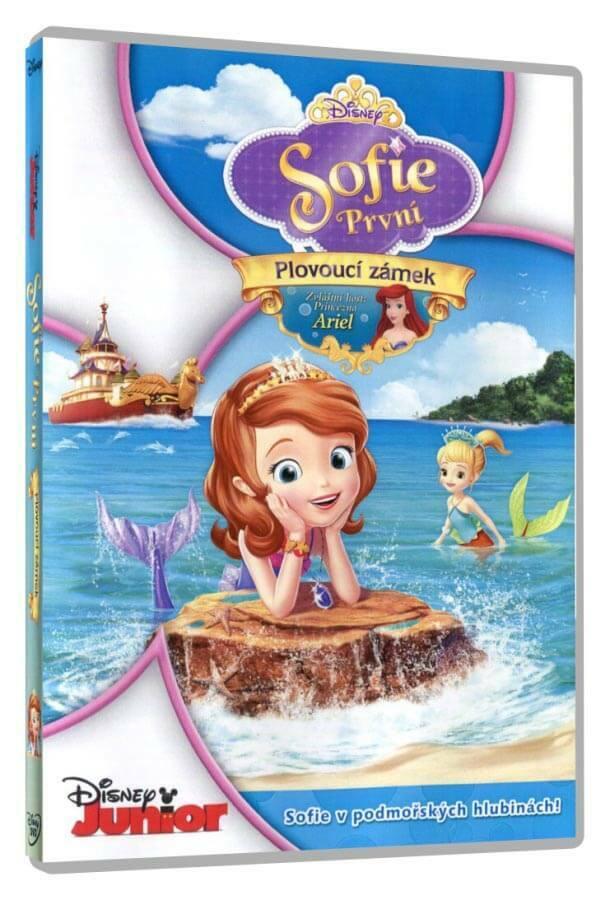 Sofie První: Plovoucí Zámek (DVD)