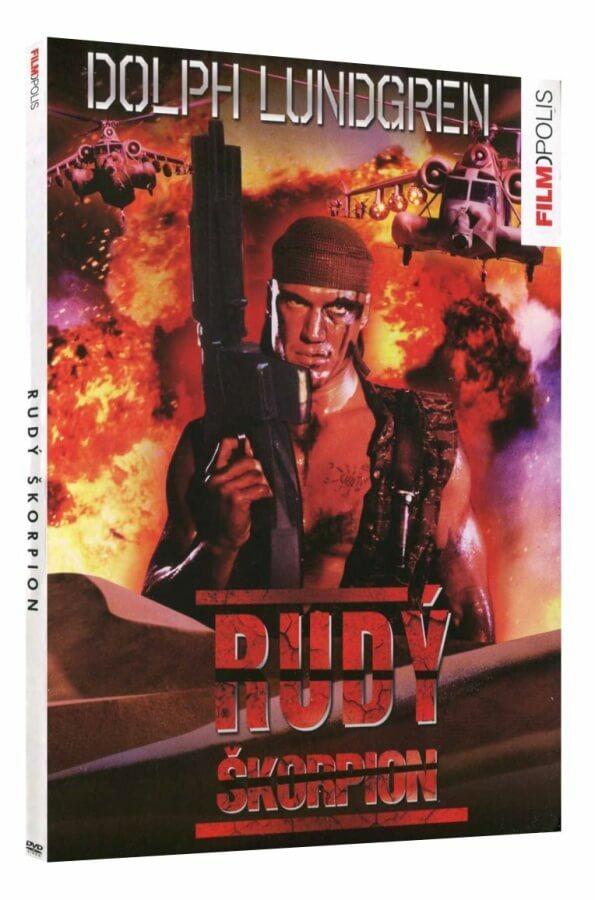 Rudý škorpion (Dolph Lundgren) (DVD)