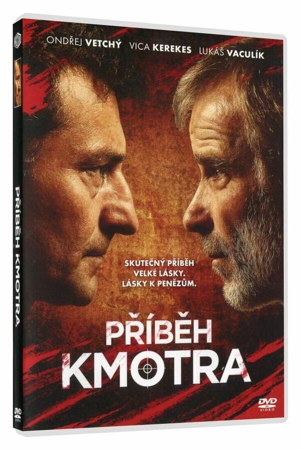 Příběh kmotra (DVD)