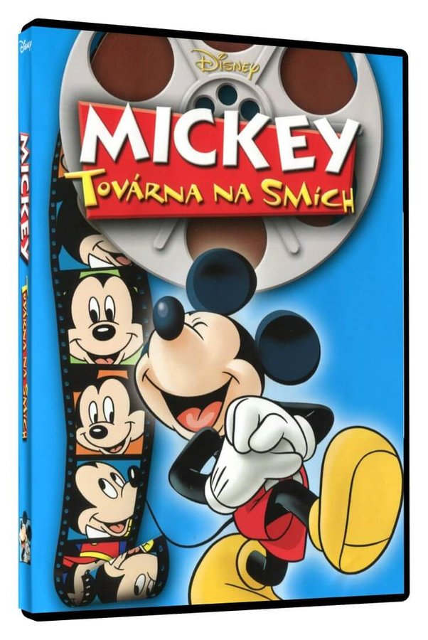 Mickey: Továrna na smích (DVD)