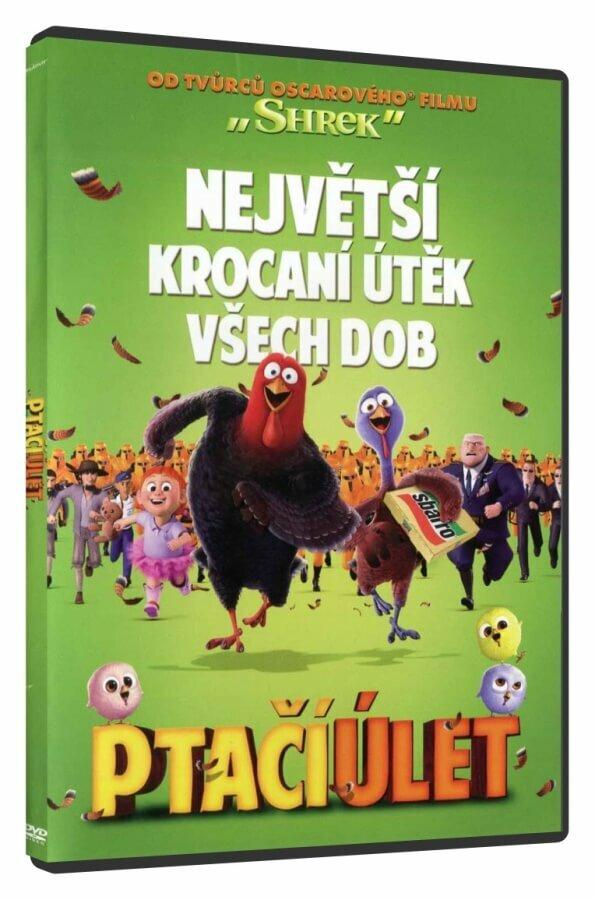 Ptačí úlet (DVD)