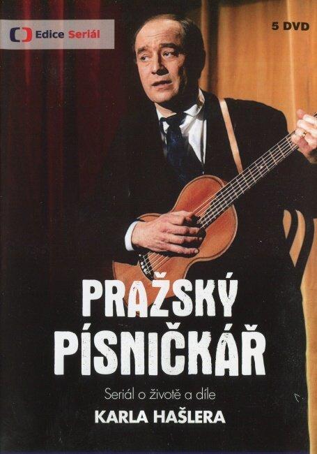 Pražský písničkář - 5xDVD