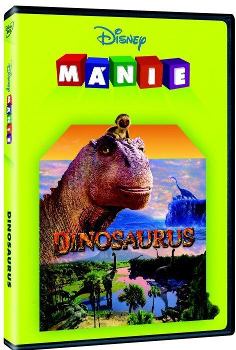 Dinosaurus (DVD) - Edice Disney mánie