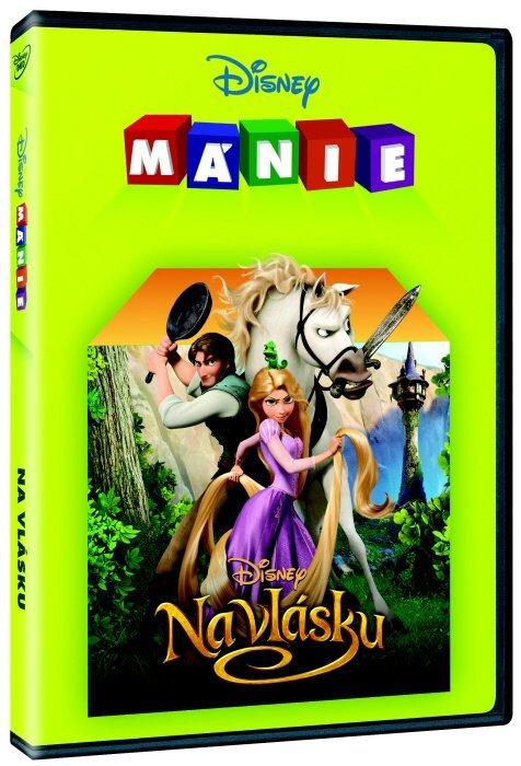 Na vlásku (DVD) - Edice Disney mánie