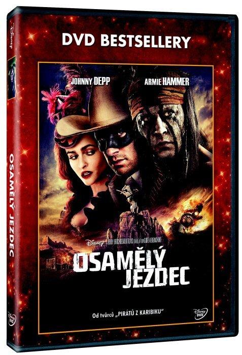 Osamělý jezdec (DVD) - DVD bestsellery