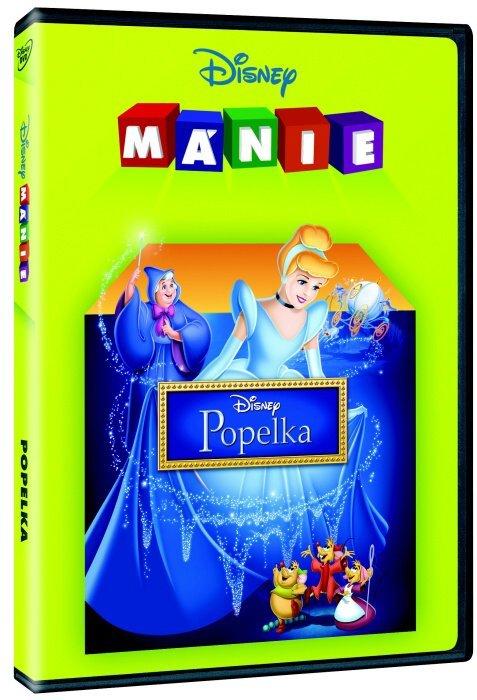 Popelka DE (DVD) - Edice Disney mánie