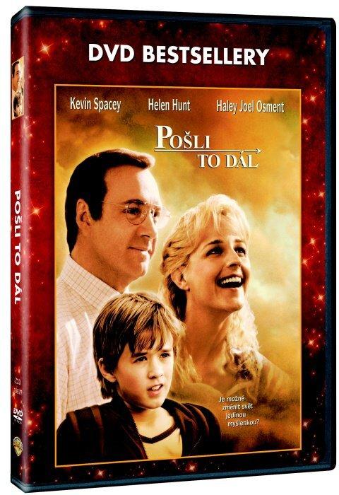 Pošli to dál (DVD) - DVD bestsellery