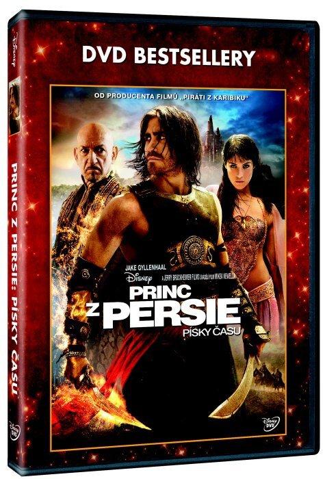 Princ z Persie: Písky času (DVD) - DVD bestsellery
